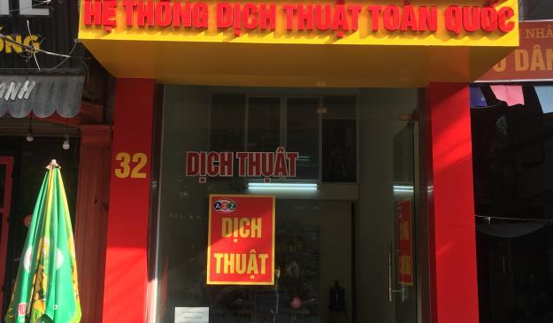 Phiên dịch tiếng Hàn tại Việt Trì - Phú Thọ chuyên nghiệp