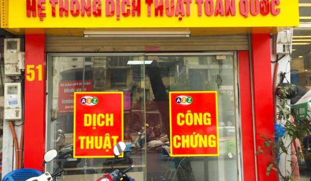 Dịch thuật tiếng Hàn tại Nam Định