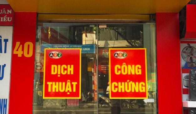Dịch thuật tiếng Lào tại Nha Trang