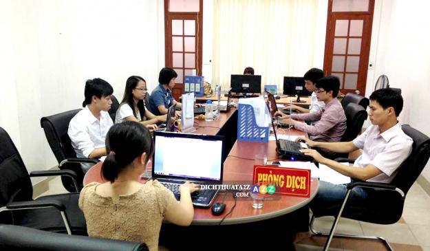 Phiên dịch tiếng anh tại Phan Rang - Ninh Thuận chuyên nghiệp