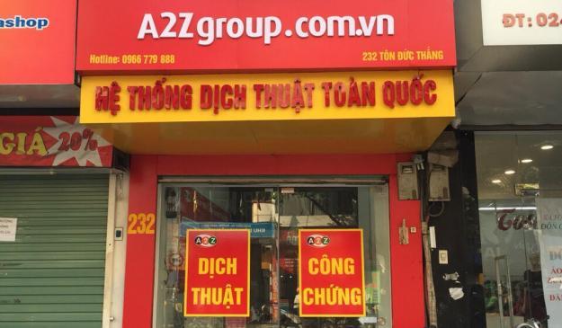 Công ty dịch thuật A2Z khai trương hệ thống văn phòng mới tại Cầu Giấy